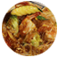 Singapore noodles w/ Jumbo Shrimp