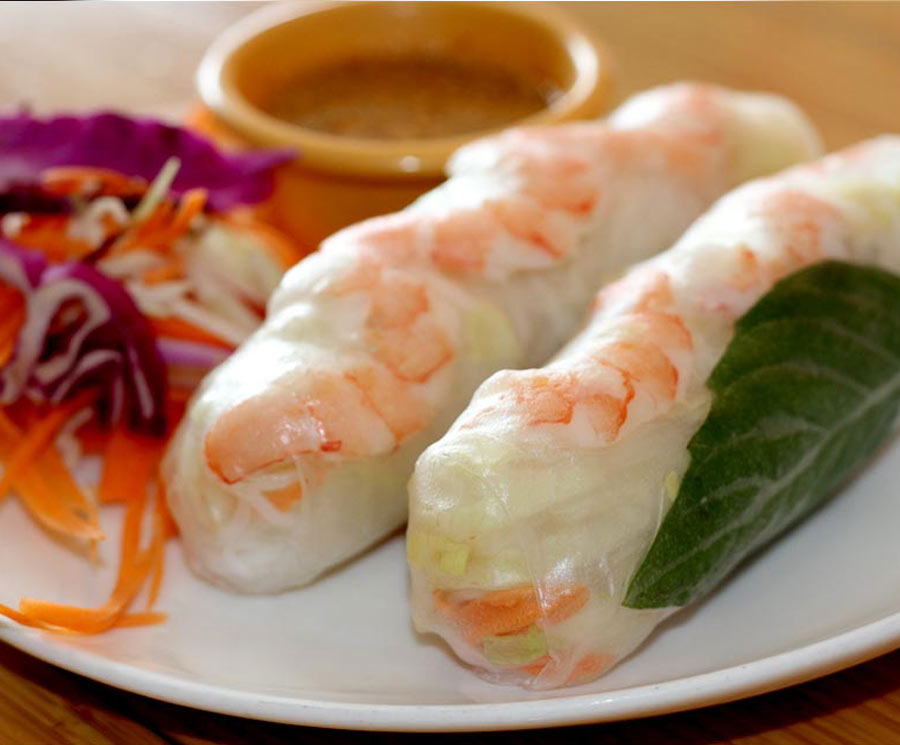 Fresh Shrimp SpringRoll